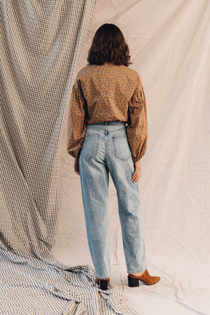 Criss Cross Denim by Agolde Pipe and row spring suburbia 2020