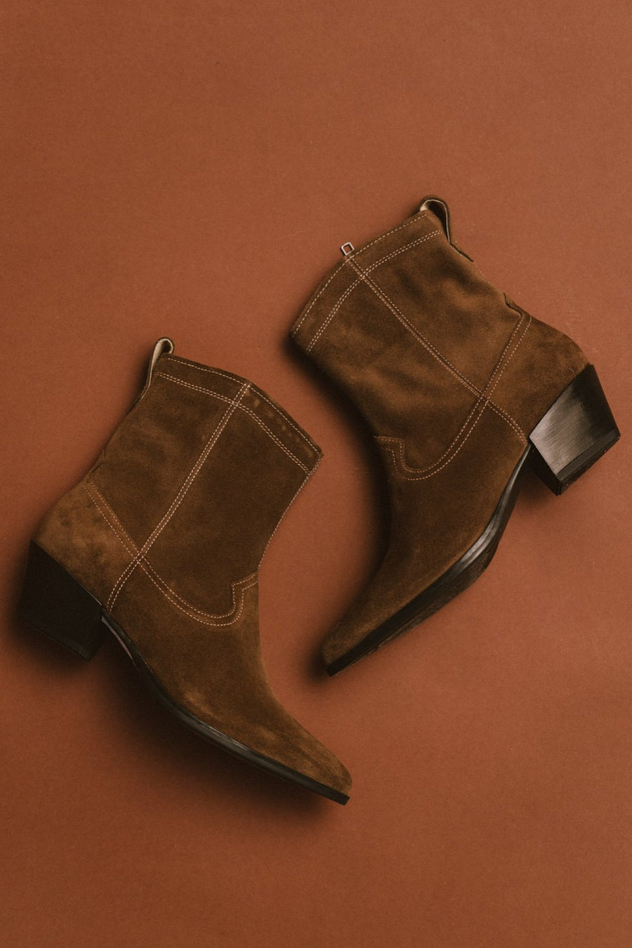 EMILY SUEDE BOOTS