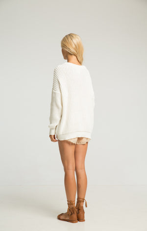 PACAR SWEATER CREAM