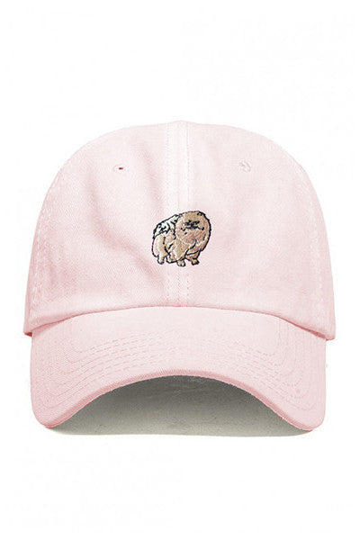 DOG LIMITED POMERANIAN DAD HAT | PIPE AND ROW