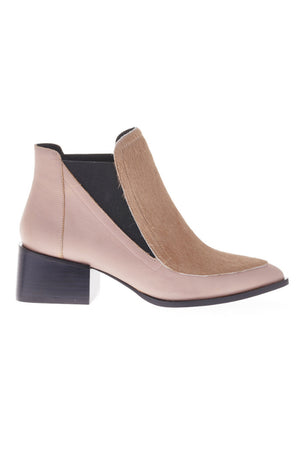 SOL SANA RICO BOOT NUDE PONY HAIR | PIPE AND ROW