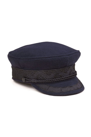 Lack of Color Riviera Cap navy | pipe and row
