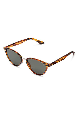 dramatic cat eye femme fatale sunglasses tortoise rumours quay | pipe and row