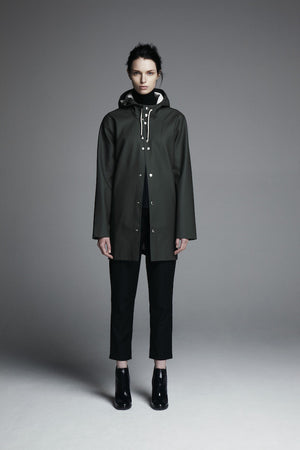 STUTTERHEIM Stockholm Rain jacket versatility and durability | PIPE AND ROW