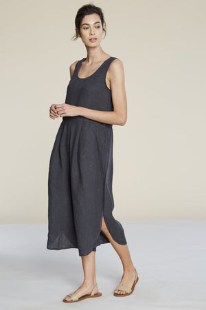 Filosofia Sam linen oversized jumpsuit | PIPE AND ROW