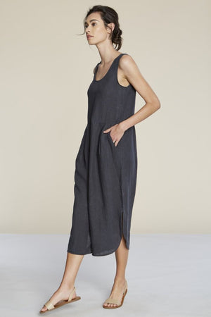 Filosofia Sam linen flowy oversized jumpsuit | PIPE AND ROW