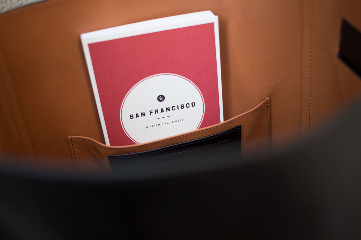 WILDSAM SAN FRANCISCO FIELD GUIDE CA | PIPE AND ROW