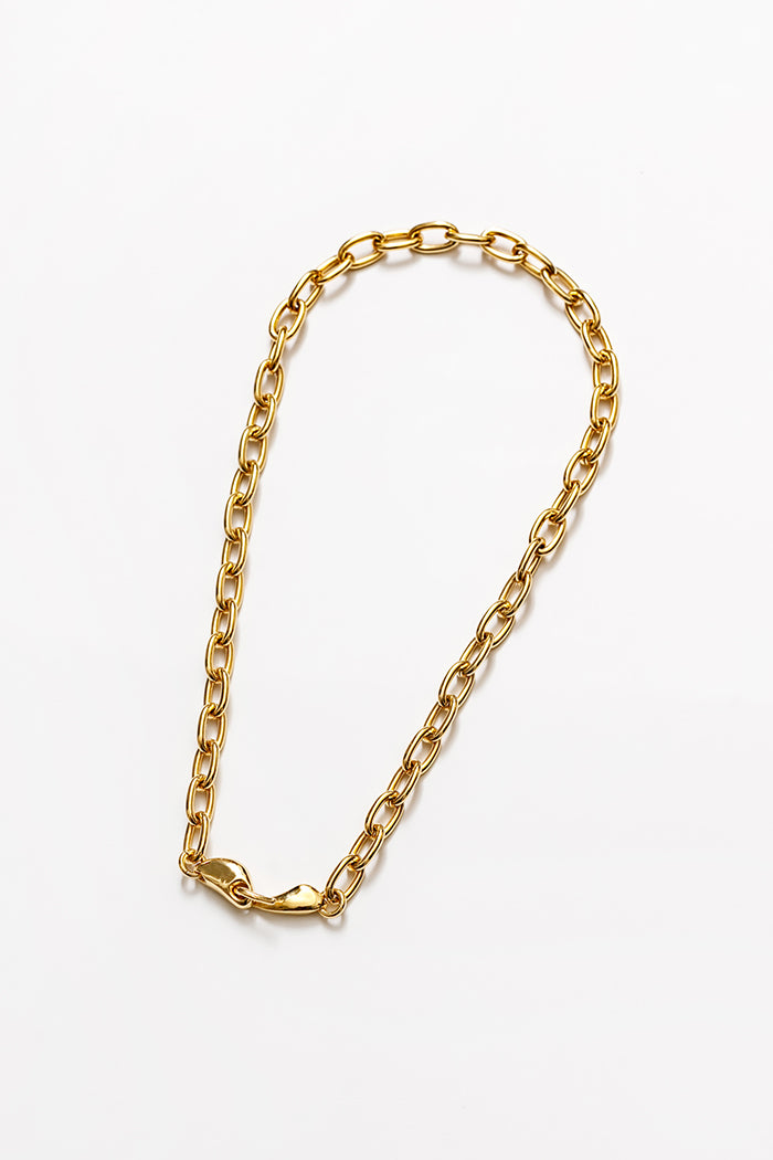 SAWYER CHAIN GOLD