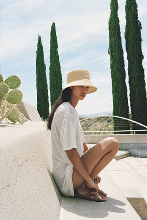Lack of Color Inca straw bucket hat | Pipe and Row