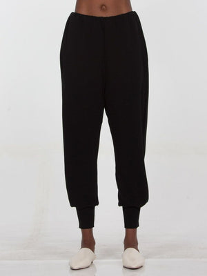 Winona Sweatpants black joggers Drifter | Pipe and Row