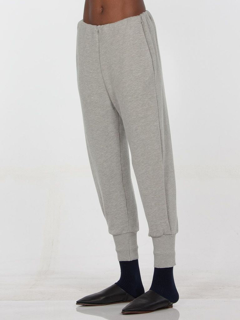 Winona Sweatpants heather grey joggers Drifter | Pipe and Row