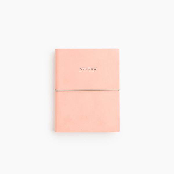 agenda planner medium pink poketo | pipe and row mw