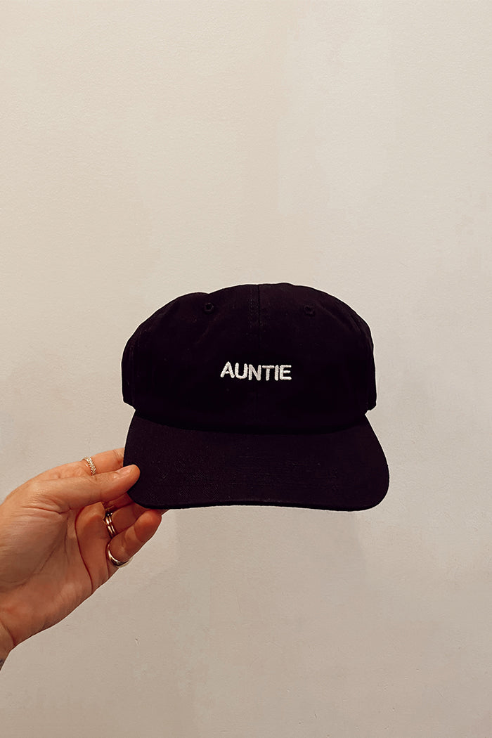 Auntie Intentionally Blank dad hat | pipe and row boutique seattle