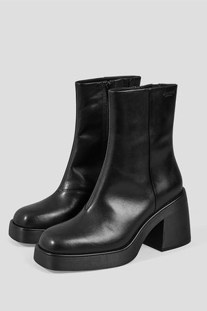 Vagabond Brooke chunky boots ankle mid | Pipe and Row boutique seattle