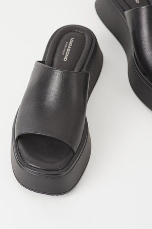 Vagabond Shoemakers Courtney platform slides  sandals | pipe and row