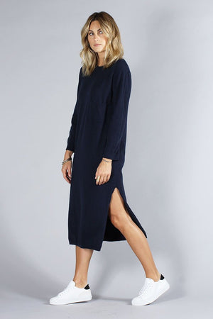 KNOT SISTERS DARRIEN SWEATER DRESS FALL | PIPE AND ROW