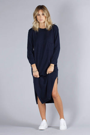 KNOT SISTERS DARRIEN SWEATER DRESS | PIPE AND ROW