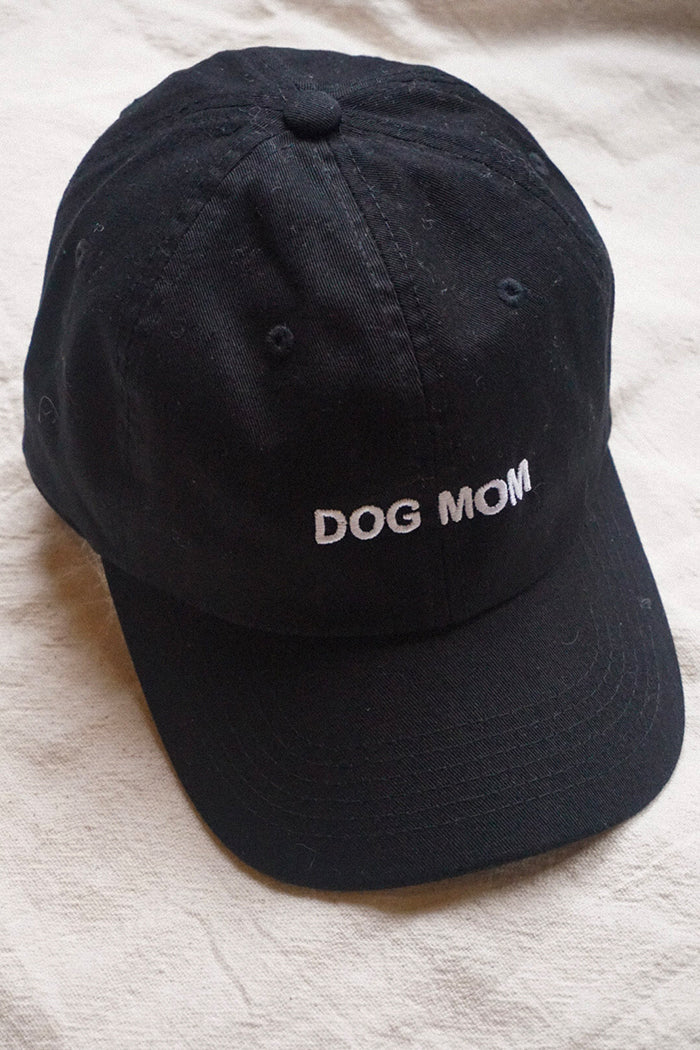 DOG MOM Intentionally Blank dad hat | pipe and row boutique seattle
