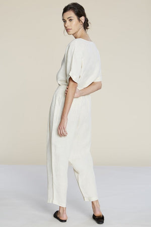 ELLA LINEN TROUSERS