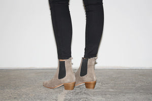 ELSEA BOOTS TAUPE