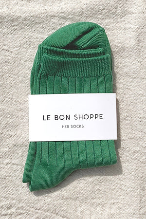 Le Bon Shoppe jade green | pipe and row boutique Seattle