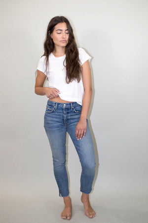 KAROLINA HIGH RISE SKINNY SMITHS