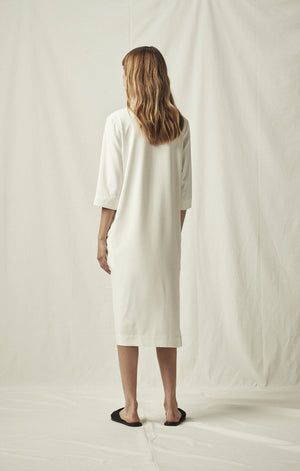 knot dress relaxed fit mijeong park | pipe and row