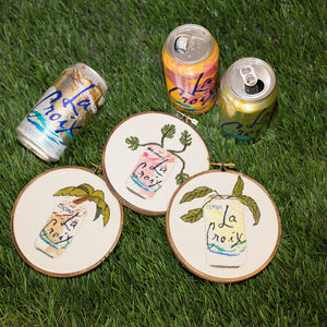 PASSIONFRUIT LA CROIX CROSS STITCH