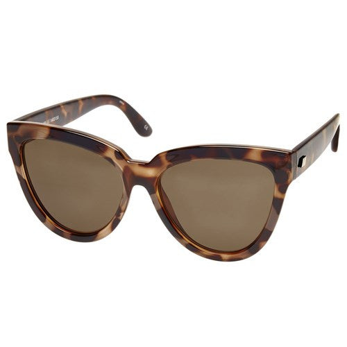 liar lair le specs brown volcanic tort sunglasses | pipe and row boutique