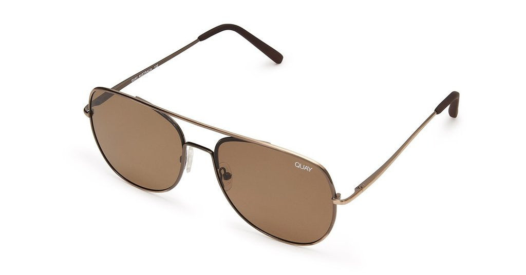 LIVING LARGE SUNGLASSES BRONZE/BROWN