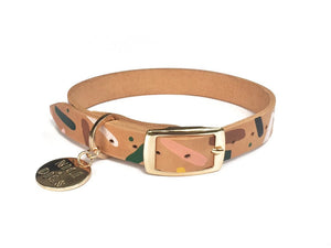 master confetti collar front leather nice digs | pipe and row