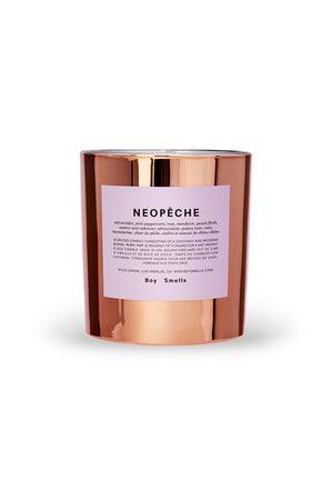 Boy Smells Neopeche candle Hypernature special edition | Pipe and Row