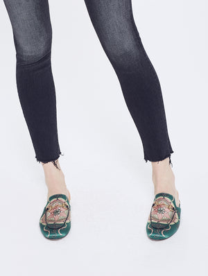 night hawk looker ankle fray mother denim | pipe and row boutique