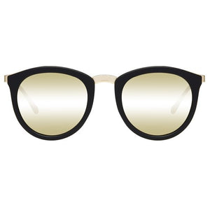 no smirking le specs matte black gold | pipe and row seattle