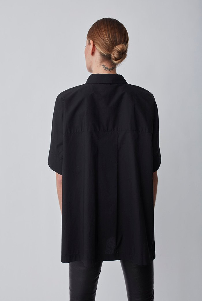 NORIA SHIRT BLACK