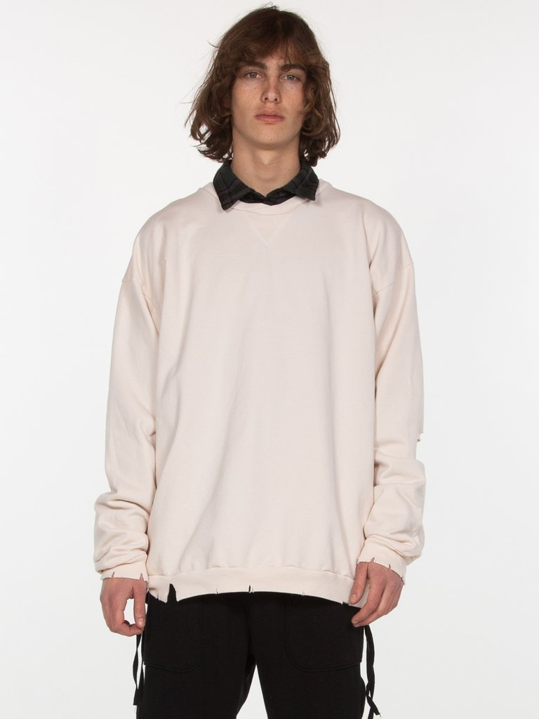 NORTON BLUSH CREWNECK