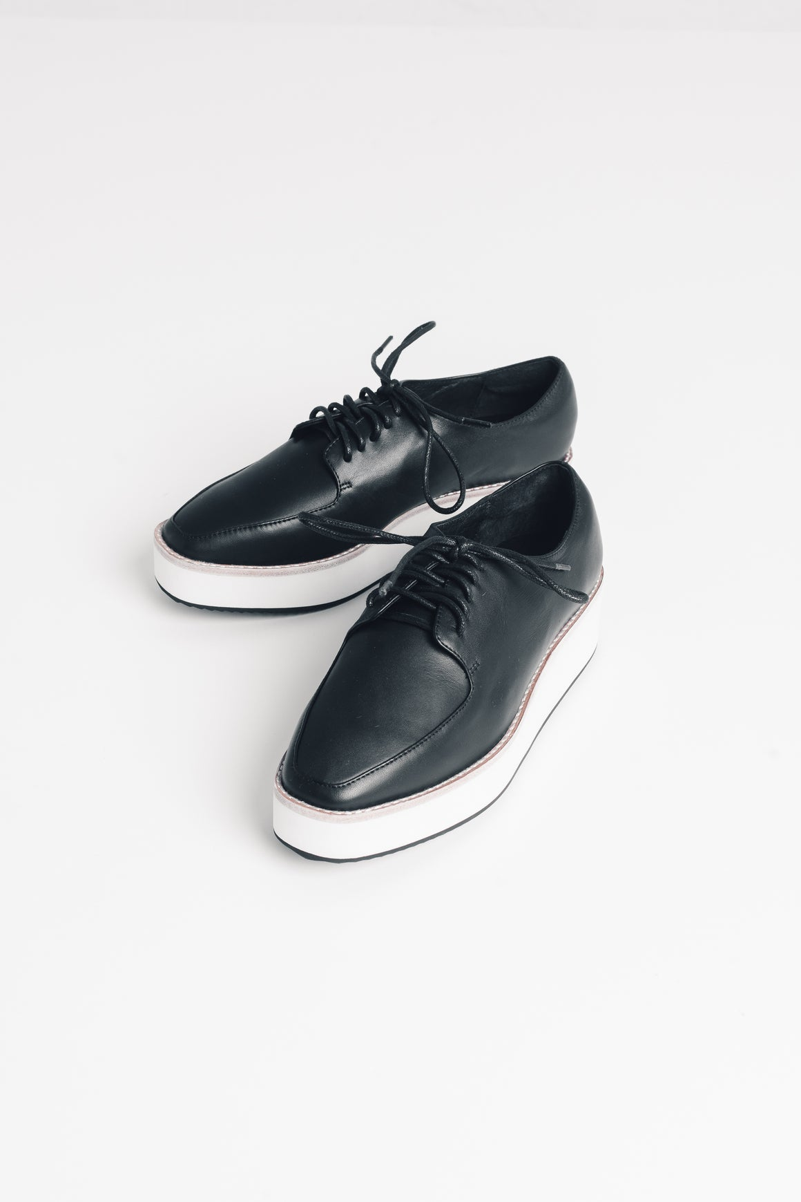 samantha II oxfords black sol sana | pipe and row boutique
