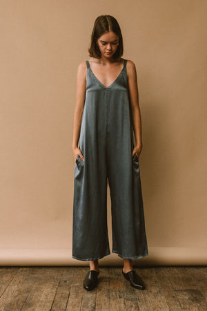 PENNY LINEN TROUSERS