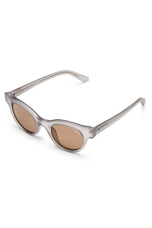 chic clutch sunglasses star stuck grey brown quay australia | pipe and row