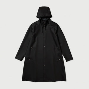MOSEBACKE RAIN JACKET BLACK