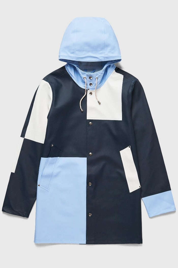 STOCKHOLM JACKET PATCH LIGHT BLUE