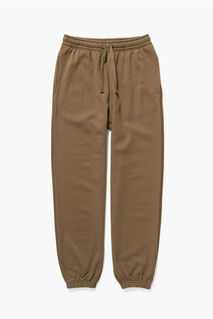 Richer Poorer recycled cub brown fleece jogger heavy weight thick sweatpants soft | pipe and row boutique fremont seatle
