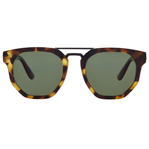 thunderdome le specs black tort sunglasses | pipe and row