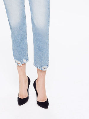 tomcat true confessions distressed hem jeans mother denim | pipe and row