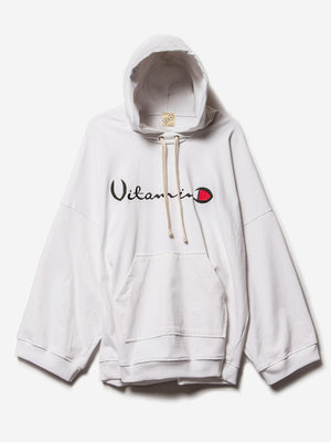 ventus white hoodie drifter vitamin d | pipe and row