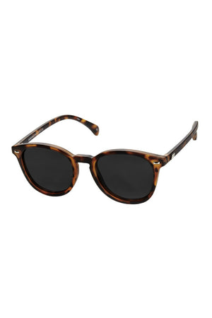 ws bandwagon le specs retro sunglasses tortoiseshell | pipe and row