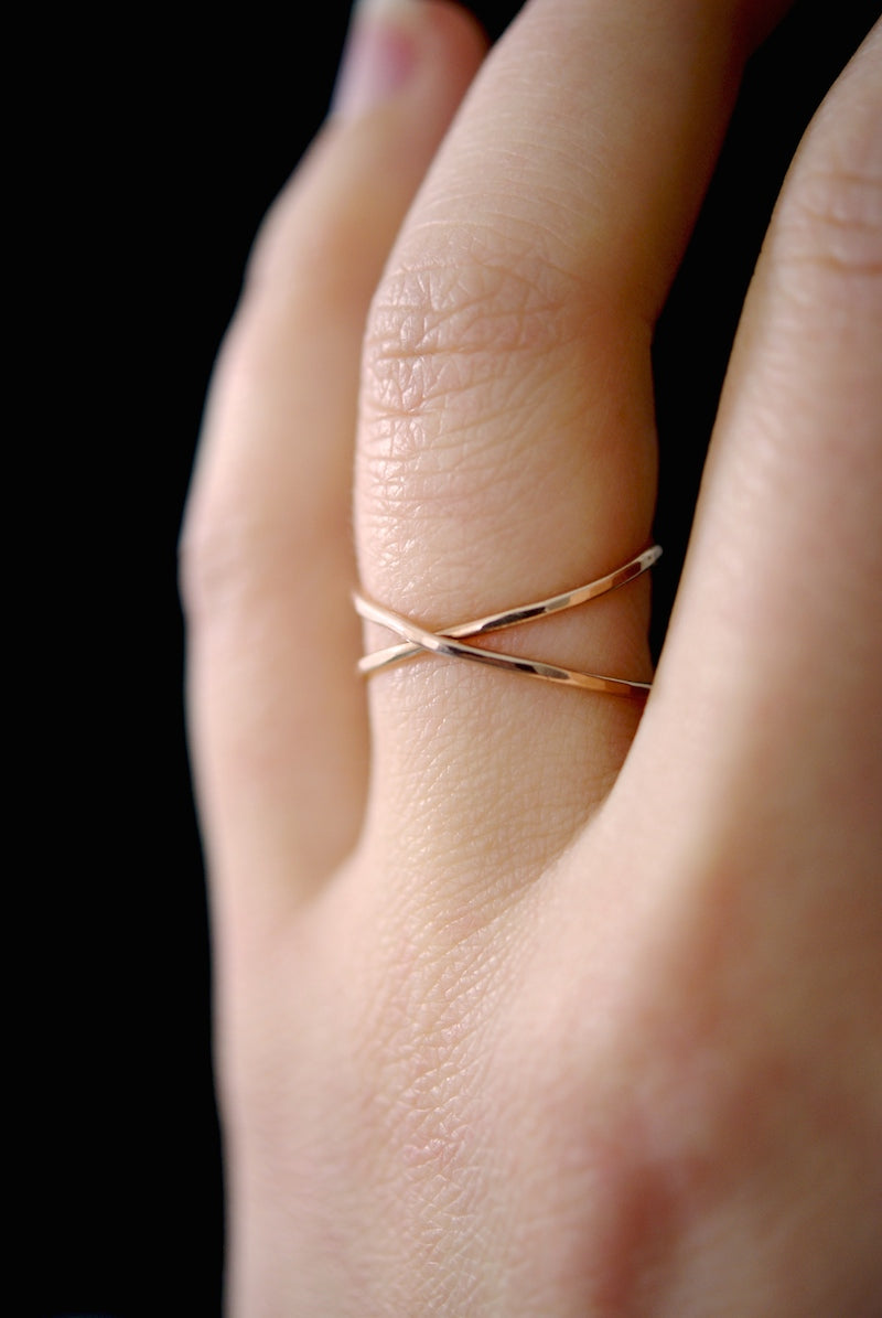 X STACKING RING