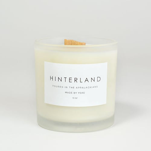 HINTERLAND WOOD WICK CANDLE