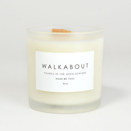 WALKABOUT WOOD WICK CANDLE