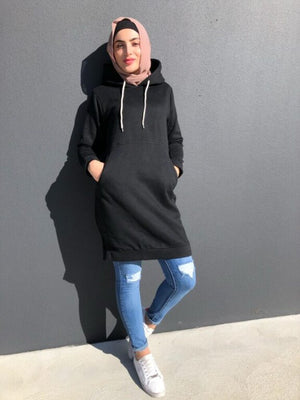 Load image into Gallery viewer, Pocket Hoodie Jumper